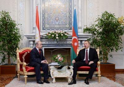 President Ilham Aliyev met with Shukurjon Zuhurov