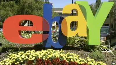 EBay lowers 2014 sales estimates sending shares down