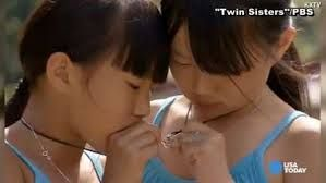 Twin sisters adopted by 2 families reunited years later VIDEO