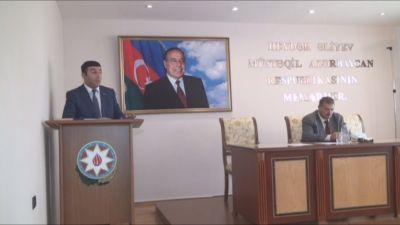 Bərdədə Dövlət Müstəqilliyi Günü qeyd olunub