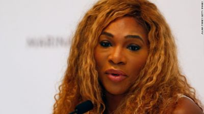 Serena Williams slams Russian tennis chief for 'sexist and racist' remarks