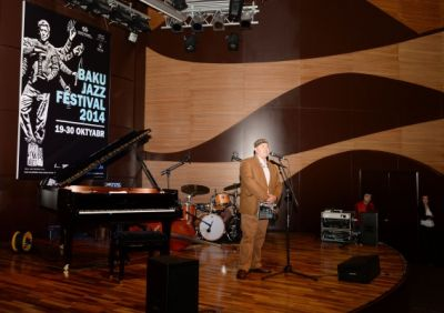 Baku International Jazz Festival-2014 starts
