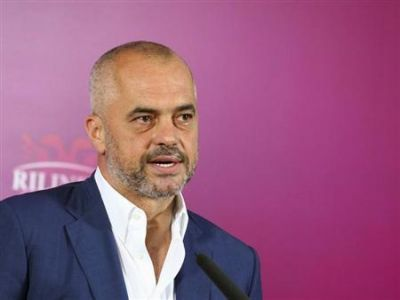 A visit of Albanian PM to Serbia postponed