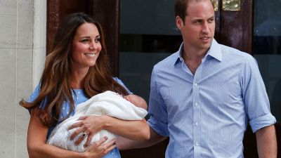 Prince William and wife Kate announce baby's due date