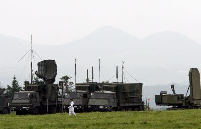 US deploys new radar in Japan