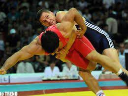Azerbaijani freestyle wrestlers win 3 medals