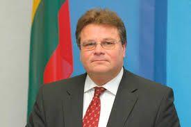 Lithuanian FM arrives in Azerbaijan
