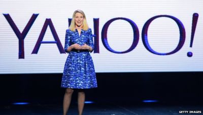 Yahoo profits surge on earnings from Alibaba sale