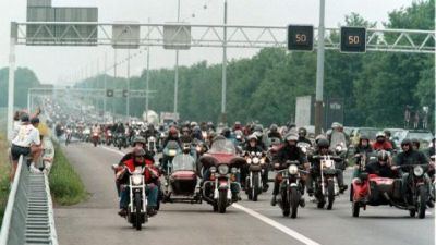 Netherlands says OK for biker gangs to fight IS