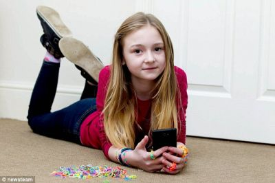 Father left with £1,800 phone bill after daughter, 10, downloaded 28 hours worth of videos