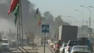 Bağdadda növbəti terror: 19 ölü, 40 yaralı
