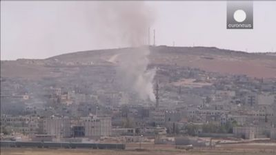 Türkiyə Kobaniyə qoşun göndərməyəcək