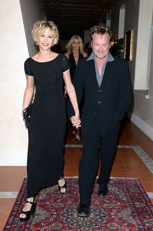 Meg Ryan and John Mellencamp back together