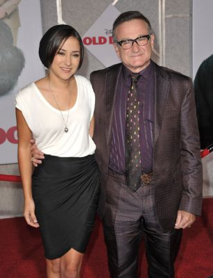 Zelda Williams pays tribute to late father