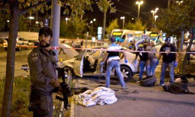 Baby killed in suspected terror attack in Jerusalem