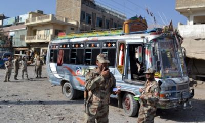Pakistan bus attack kills eight in Quetta