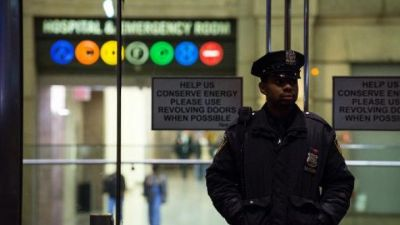 First Ebola case hits New York