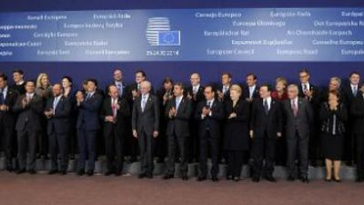 EU agrees landmark climate change deal