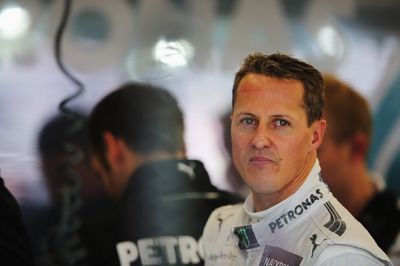 Schumacher could recover in one to three years