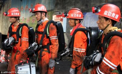 Coal mine accident in far west China kills 16