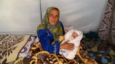 Grateful for US strikes, Syrian Kurds name baby 'Obama'
