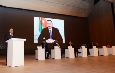 The 1st Global Forum on Youth Policies starts in Baku
