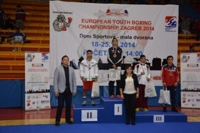Young Azerbaijani boxers win two European bronzes