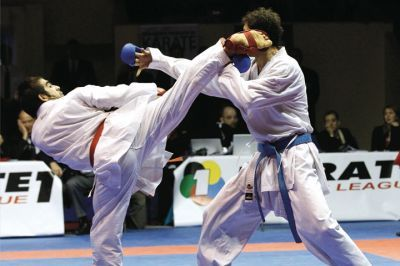 Azerbaijani karate fighters win two medals at world championship