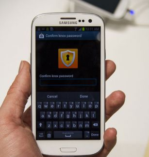 Samsung Knox for Android unsafe to use, RESEARCH