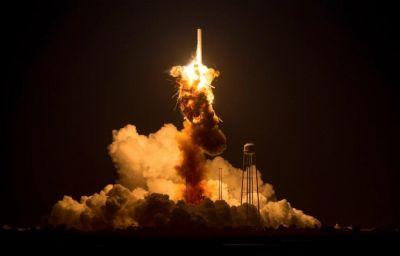NASA probing Antares rocket crash during lift-off in Virginia