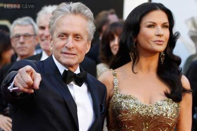 Catherine Zeta-Jones and Michael Douglas Buy New Bedford Colonial