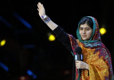 Malala to donate prize for Gaza schools