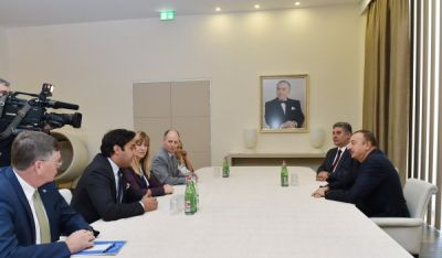 President Ilham Aliyev received the representatives of the UN