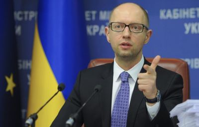 Ukraine ready to pay $268 per 1,000 cubic meters of supplied Russian gas: Yatsenyuk