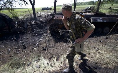 7 Ukrainian soldiers killed in past 24 hours