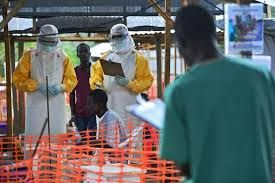 Ebola slowing in Liberia