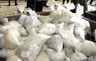 410 kilos of heroin seized near Moscow
