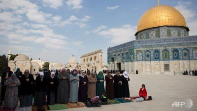 Israel reopens al-Aqsa mosque compound before Friday prayers