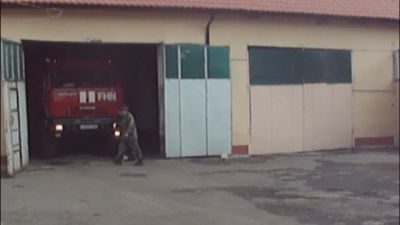Şəmkirdə ev və mağaza yandı
