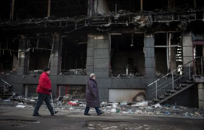 Death toll in eastern Ukraine conflict exceeds 4,000: UN