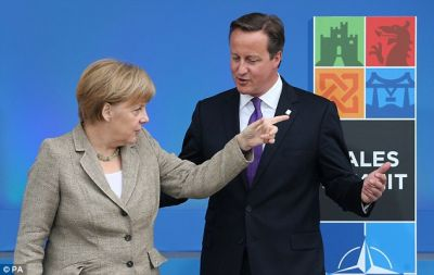 Germany ready to accept British exit from Europe