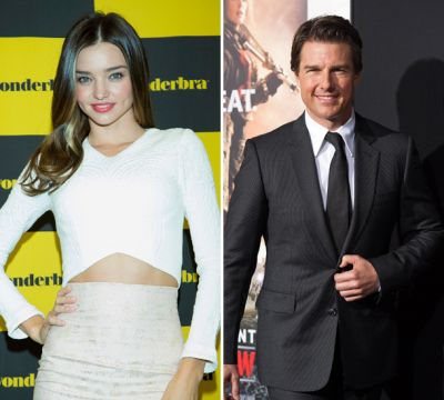 Is Miranda Kerr dating Tom Cruise?