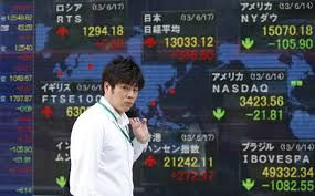 Asian stocks mixed