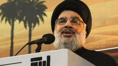 Hezbollah chief vows Syria 'victory' in Ashura address