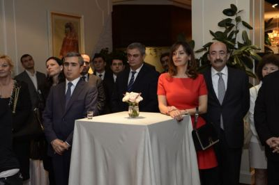 "Presentation of the book ""Azerbaijani-Hungarian Cuisine"" held"