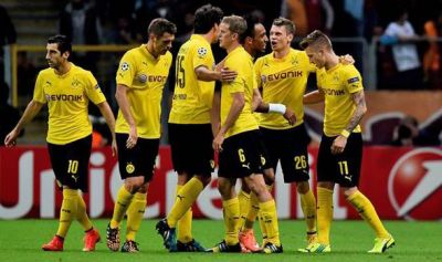 Borussia Dortmund smash Galatasaray again