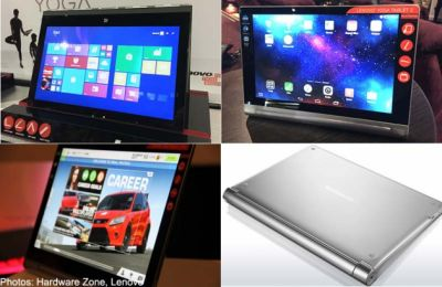 Lenovo launches new Yoga series of products