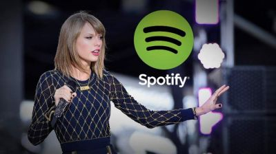 Taylor Swift pulls all her music from spotify