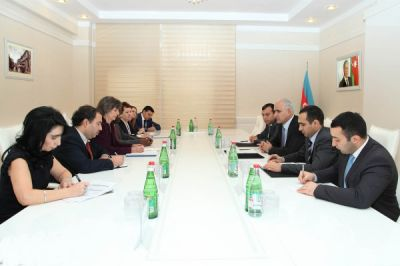 Azerbaijan, World Bank discuss cooperation prospects
