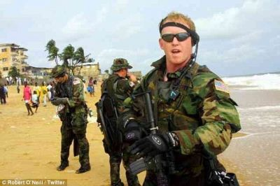 Navy SEAL who killed bin Laden revealed PHOTO
